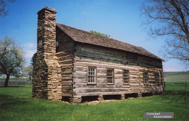 Historic deep creek lake log homes page one for Home builders com